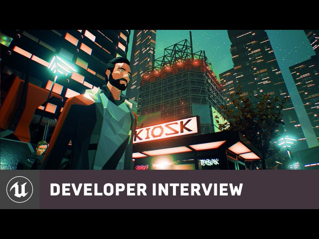 State of Mind by Daedalic Entertainment | Rezzed 2017 Developer Interview | Unreal Engine