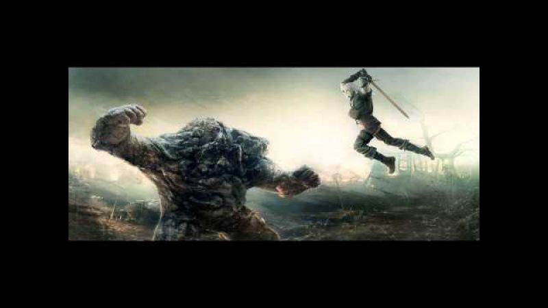 The Witcher Boss Battle Music - Better Loop [HD]