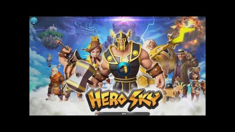 Обзор игры - Небо Героев: Эпич. войны гильдий