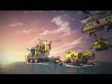 LEGO® CITY Minimovie (3D)  Исследователи морских глубин