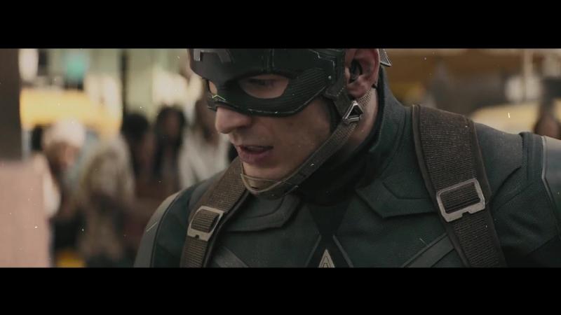 Первый Мститель:Противостояние|Vine9
