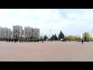 Военная присяга, Евпатория