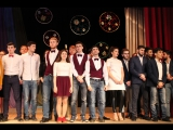 Музыкальный биатлон (отрывок). Пятигорская лига КВН 2017