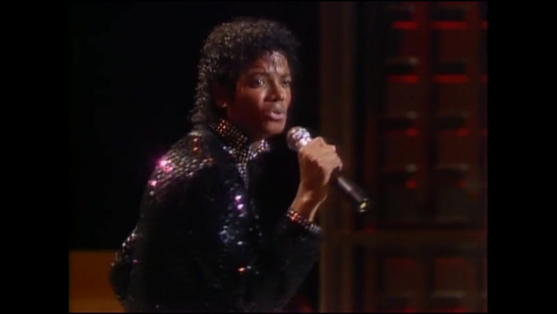 Michael Jackson Billie Jean Live at Motown 25 (March 25, 1983)