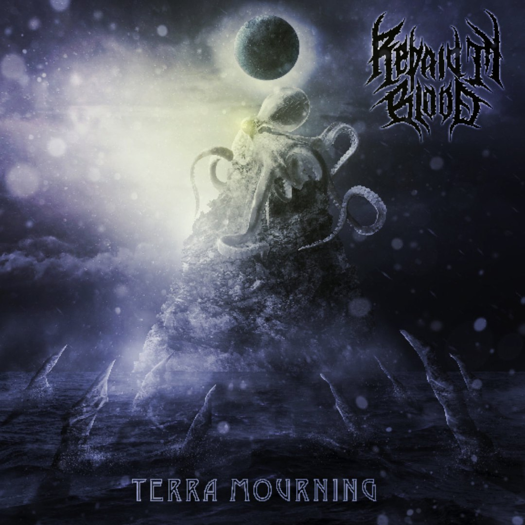 Repaid In Blood - Terra Mourning [EP] (2017)
