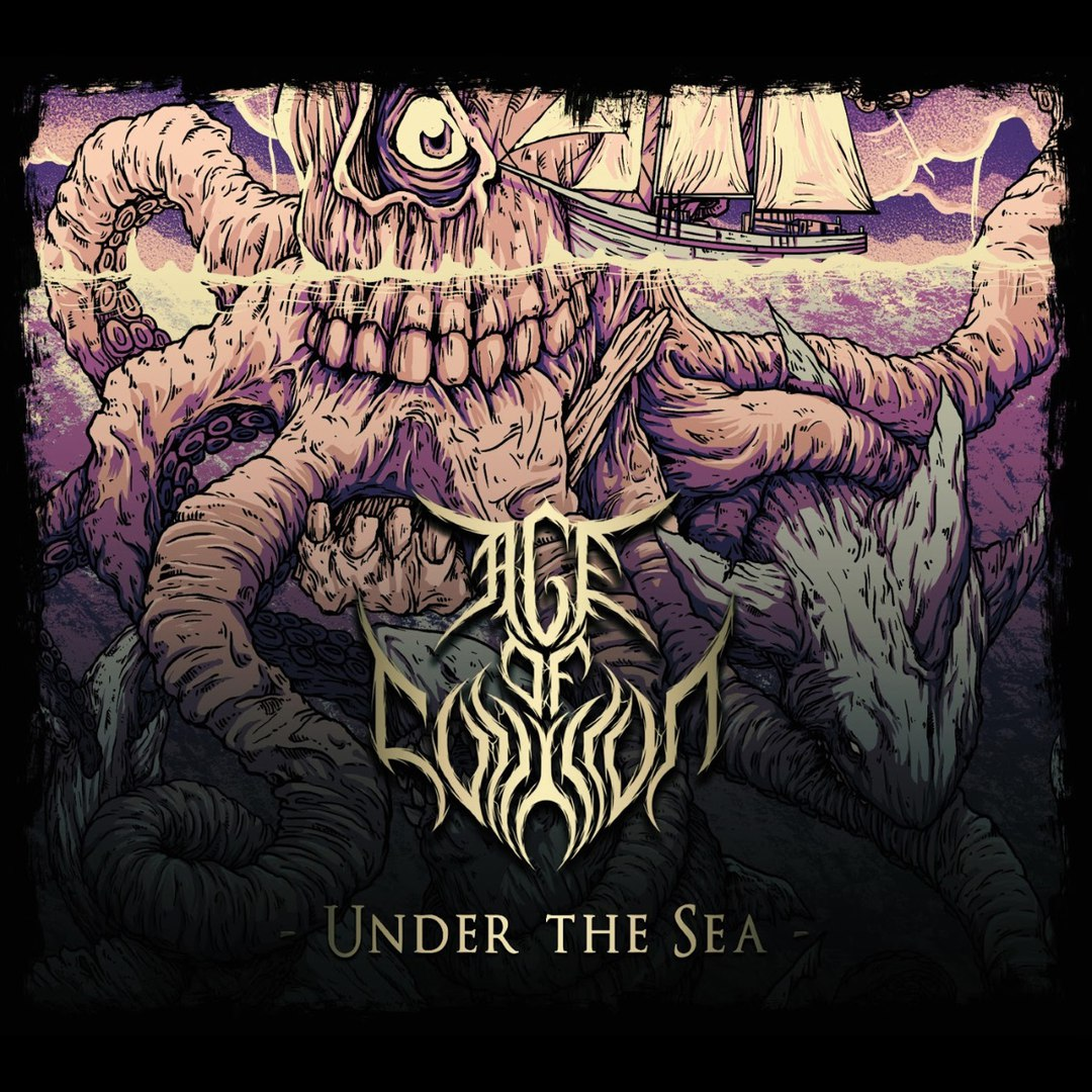 Age of Collision - Under the Sea [EP] (2017)