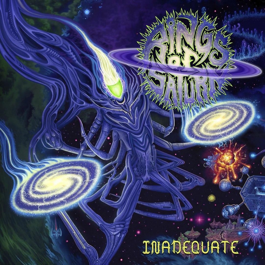 Rings of Saturn - Inadequate [single] (2017)