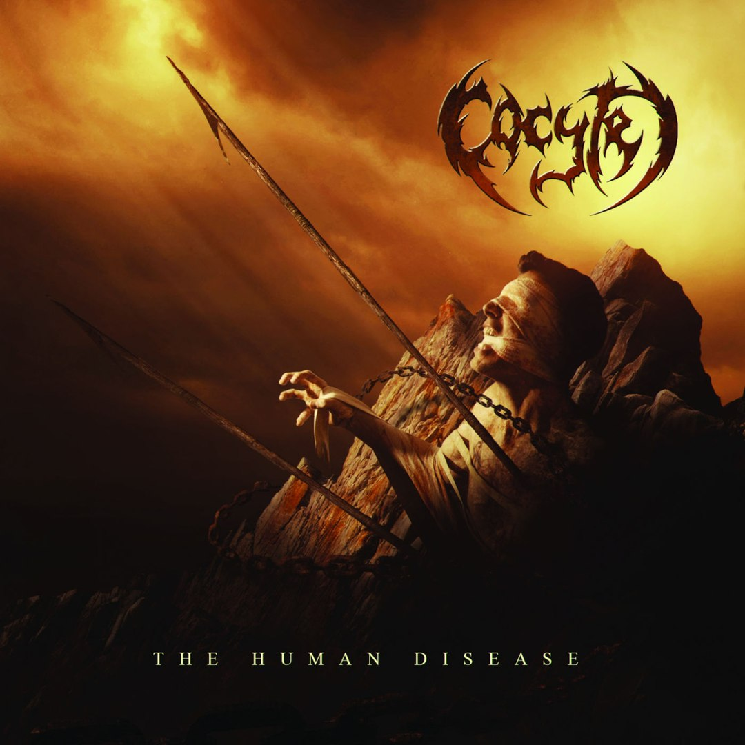 Cocyte - The Human Disease (2017)