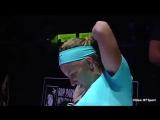Светлана Кузнецова во время матча косу отрезала в прямом эфире на весь мир