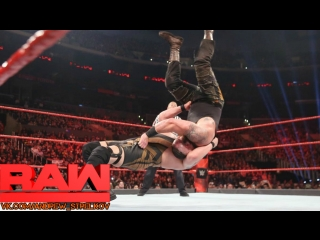WWE RAW 20.02.2017 IN 720pHD (RUSS.VERSION BY 545TV) 2 PART
