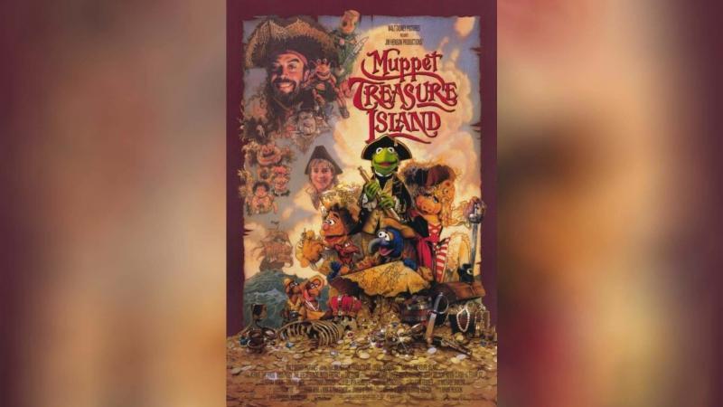 Остров сокровищ Маппетов 1996 Muppet Treasure Island