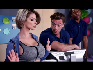 Joslyn james (let me fuck your manager) [2017, big tits worship,blonde,milf,wife, 1080p]