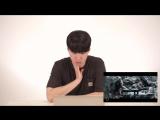 "Реакция корейцев на клип_ ""Полина Гагарина - Кукушка"" _ Корейские парни Korean g"