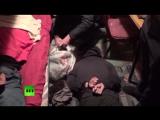 ФСБ опубликовала видео задержания боевиков ИГ в Московском регионе