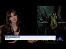 Monica Bellucci se sumerge ahora en el universo de Emir Kusturika en la película En la vía láctea