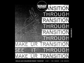 Nicolas Jaar — 'TRANSITION'