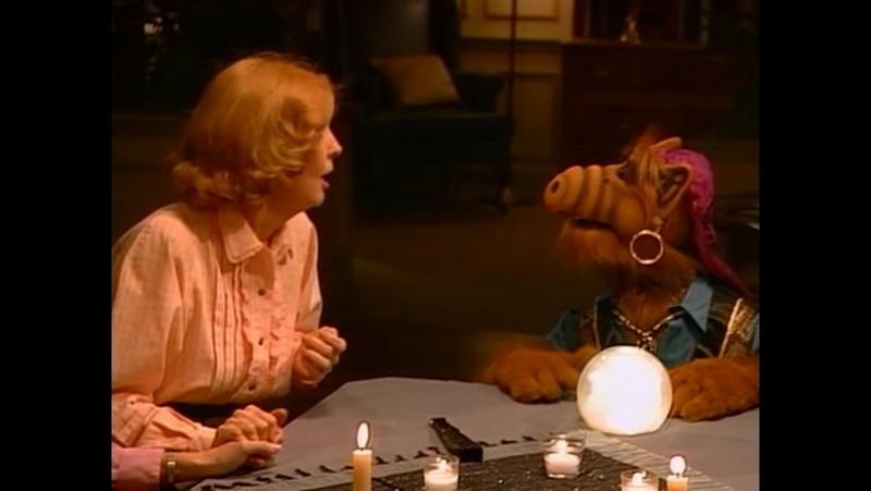 Alf Quote Season 1 Episode 15_Спарки_Альф и Дороти