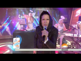 Corey Feldman the Angels - Go 4 It - Today Show.