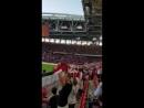 Результат Плюс. Ресоциализация. Поход на футбольный матч в Москве.