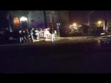 Ночное ДТП в Сочи. 08.11.17