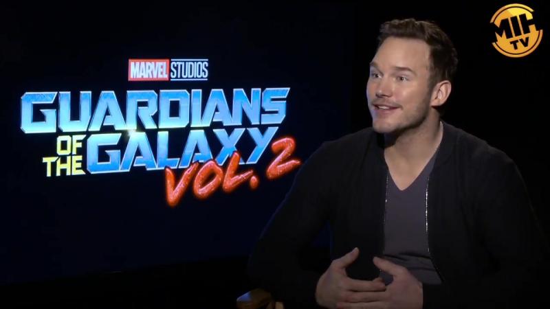 Интервью Криса для MadeinHollywoodTV