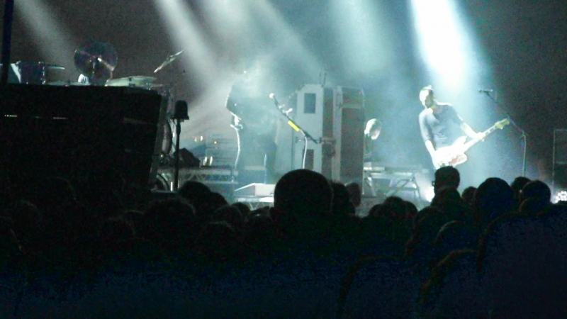 Placebo, Reading Rivermead, 13 October