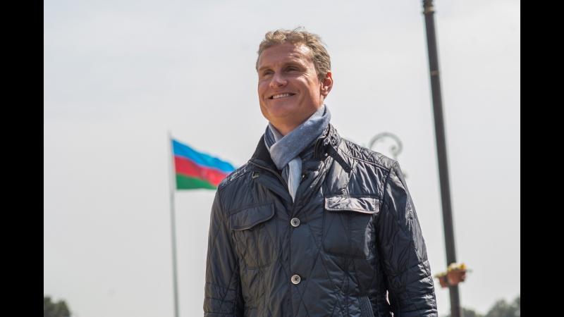 С днем рождения, Дэвид! F1 AzerbaijanGP F1Baku