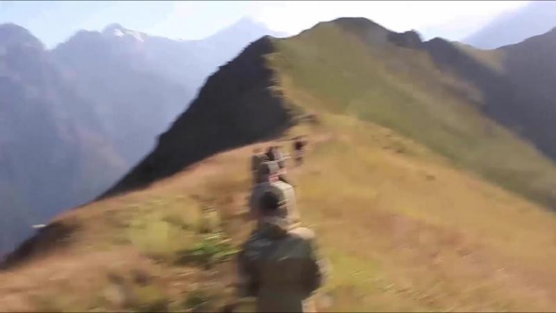 Вторая экспедиция детей ХМАО-Югры в Осетию-Аланию.