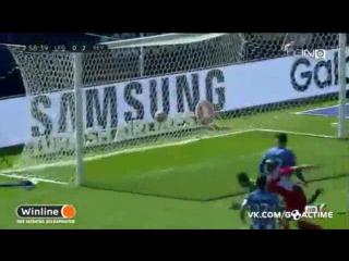 Леганес 2-3 Севилья - Обзор матча -