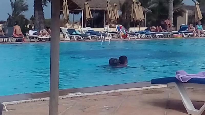 прокати большая черепахаотель Magic Djerba Mare