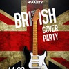 My British Cover Party | 11.02