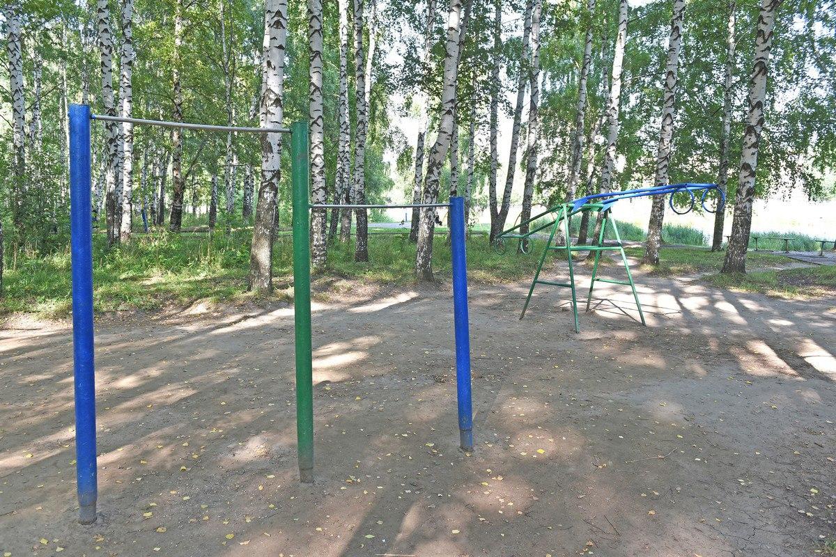 Парк Судостороителей