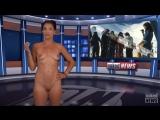 Naked News at the movies