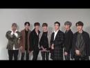 VIDEO MESSAAGE 161031 GOT7 @ PopteenTV
