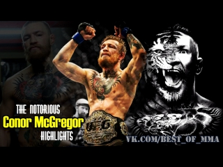 The Notorious - Conor McGregor highlights #MMA #UFC