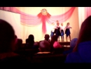 Танец на 9мая синий платочек