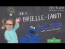 Shes Brielle-iant, The Senses with Cookie Monster RUS SUB
