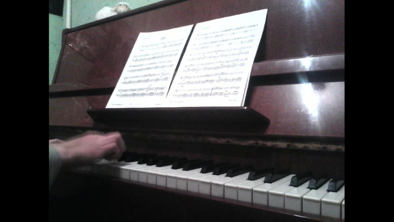 Fullmetal Alchemist Brotherhood Opening 1 Piano