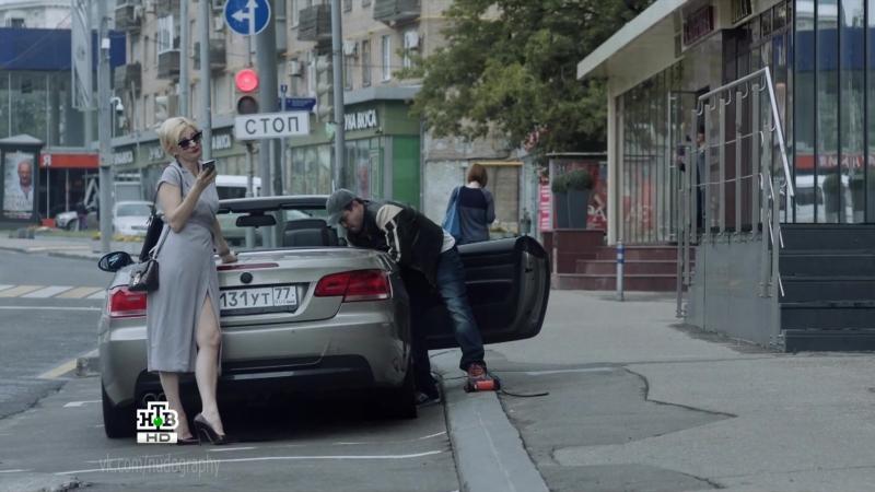 Дарья Фекленко в сериале Жена полицейского (2017, Александр Соловьёв) - 9 серия (1080i) Голая? Нет: ножки