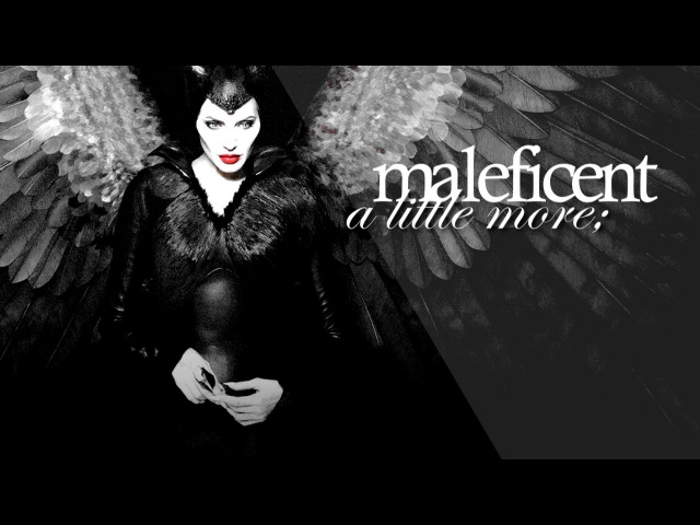 ▶ Maleficent | A little more.