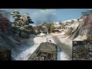 T57 Heavy Tank в HD нагибает) P.S арта выкуси