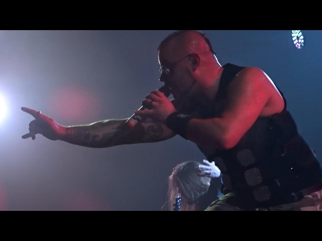 Sabaton - Live @ Bud Arena, Moscow 11.12.2016 (Full Show)