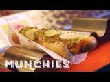 MUNCHIES Presents The Art Of Making Danish Hot Dogs