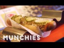MUNCHIES Presents The Art Of Making Danish Hot Dogs