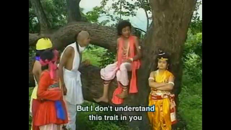 Махабхарата I Mahabharat - 14 Серия из 94 (1988-1990)