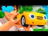 Длинный мультик машинки все серия подряд Полнометражный мультик про игрушечны...