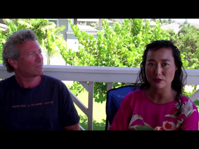 Life on Maui SHORTS with Steven Freid ~ Guests Juliet and Mikhail, Maui Ocean Healing (EP 4)