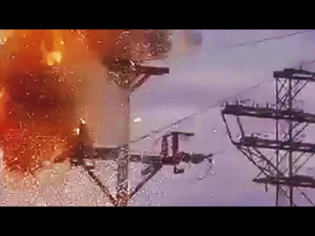 Electricity Fails 💥 Electrical Explosion [TNT Channel]