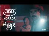 MONSTER 1983 Halloween JUMPSCARE   360° Virtual Reality Video