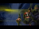 Counter-Strike 1.6 (cs_militia). PC [Прохождение / Walkthrough]